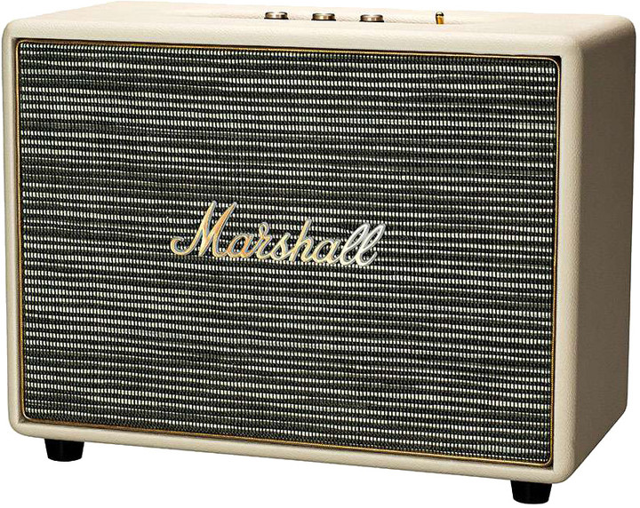 MARSHALL WOBURN Bluetooth reproduktor cream edition - krémová