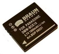 Braun BDP-OLI40 (D45, Oly. LI-40,42B - 3,7 V/740 mAh - FE,IR,SP,Mju700-780)