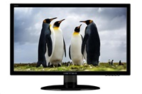 "HANNspree MT LCD HE225ANB 21,5"" 1920x1080, 40mil:1, 200cd, 5ms, VGA/D-SUB BAZAR/poškozený obal"