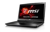 """MSI NB GL72 GL72 6QD-044XCZ,17.3"""" FHD AG eDP,i5-6300HQ,8GB,GTX 950M 2GB DDR3,1TB 7200,DVDRW,WF+BT4.0, Bez OS"""