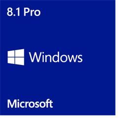 MS OEM Windows 8.1 Pro x64 CZ 1pk DVD
