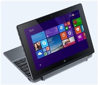 "Bazar - ACER Aspire Tab One 10(S1002-12YV)-Z3735F -10.1"" WXGA multi-touch,2GB,500GB+32GB,dock+kl,BT,2xCAM,W10,iron/black"