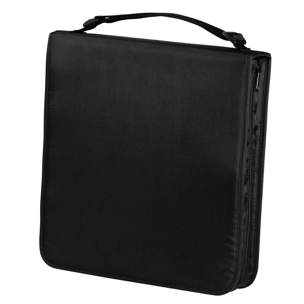 Hama pouzdro CD Wallet Nylon 160, barva černá