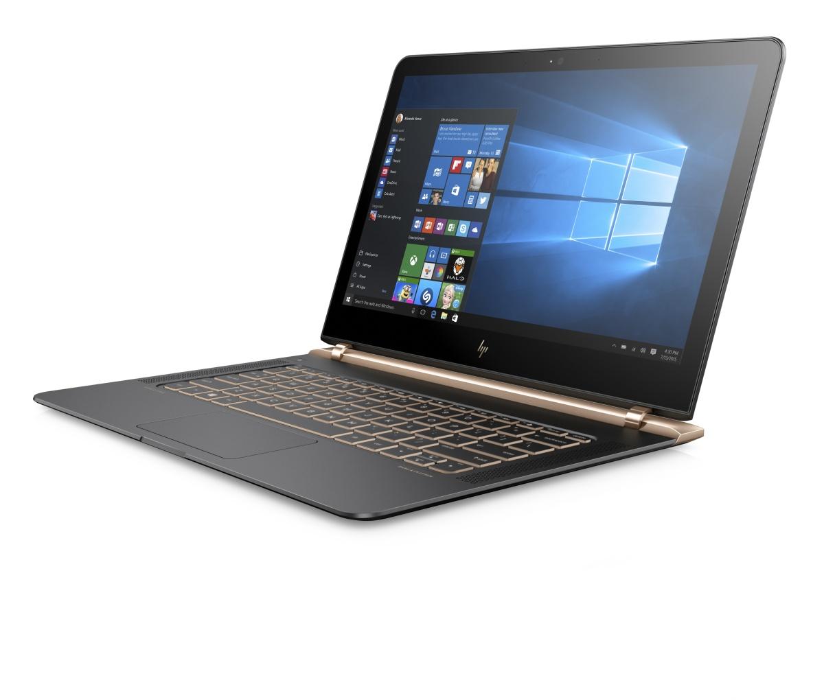 HP Spectre Pro 13 G1 i7-6500U / 8GB / 512GB SSD PCIe / 13,3'' FHD / Intel HD / Win 10 Pro