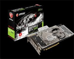 MSI GeForce GTX 1080 SEA HAWK EK X