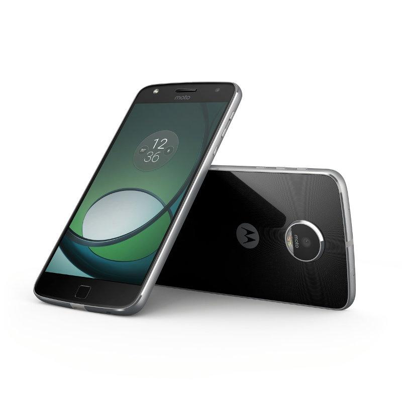 "Lenovo Moto Z Play Dual SIM/5,5"" AMOLED/1920x1080/Octa-Core/2,0GHz/3GB/32GB/16Mpx/LTE/Android 6.0/Black"