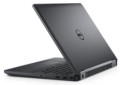 """DELL Latitude E5570/i5-6300U/8GB/128GB SSD/Intel HD520/15.6"""" FHD/Win 10Pro/Black"""