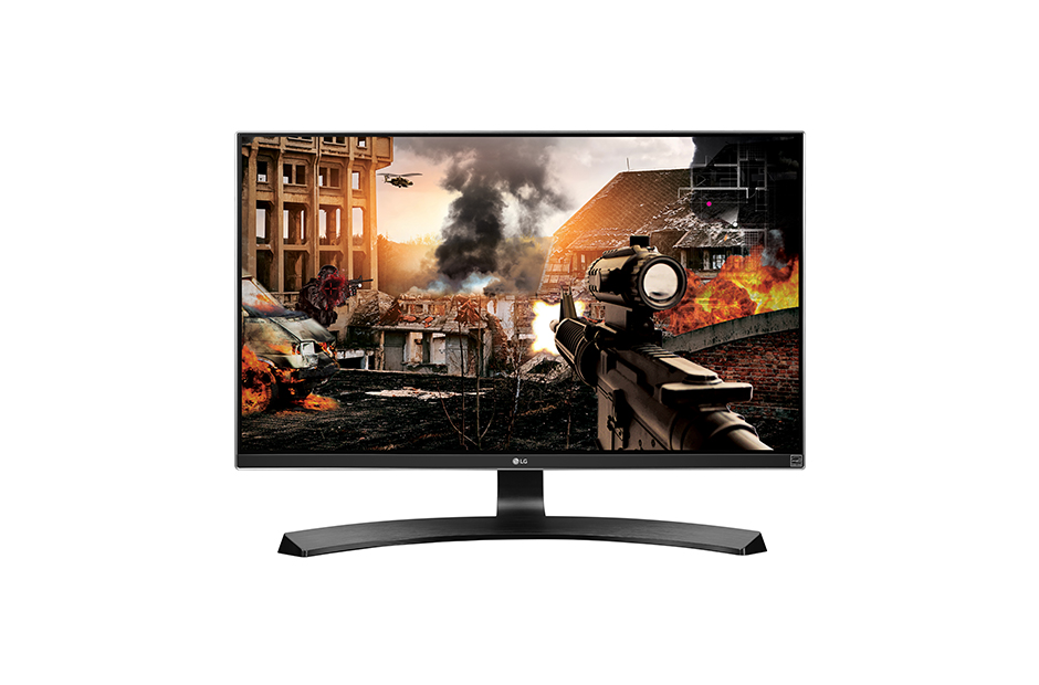 "LG 27UD68P-B.AEU 27"" IPS 4K 16:9/3840x2160/5M:1/350cd/5ms/2xHDMI/DisplayPort"