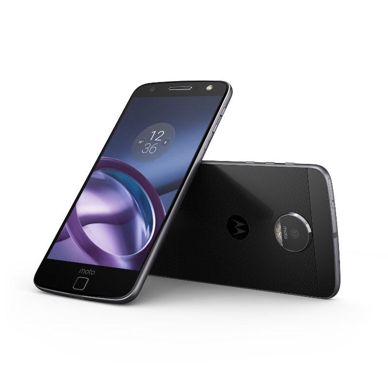 "Lenovo Moto Z Dual SIM/5,5"" OLED/2560x1440/Quad-Core/1,8GHz/4GB/32GB/13Mpx/LTE/Android 6.0/Black"