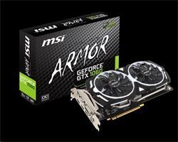 MSI GeForce GTX 1060 ARMOR 3G OC V1