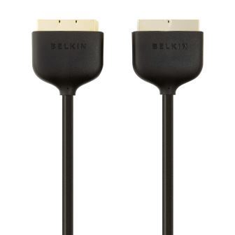 Belkin kabel SCART video, zlacený - 2m