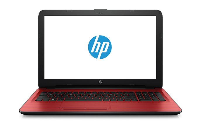 HP 15-ba065nc/AMD A8-7410/8GB/1 TB/DVDRW/AMD Graphics/15,6 HD/Win 10/červená