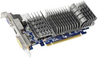 ASUS GeForce GT 210, 1G DDR3 (64 Bit), HDMI, DVI, D-SUB, BOX
