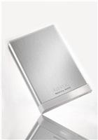 """ADATA Externí HDD 500GB 2,5"""" USB 3.0 Nobility NH13, stříbrný"""