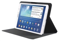 "TRUST Pouzdro na tablet 7-8"" Aeroo Ultrathin Folio Stand for tablets - černé"