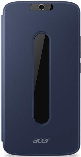 Flip Cover pro telefon Acer Liquid Zest Plus modrý