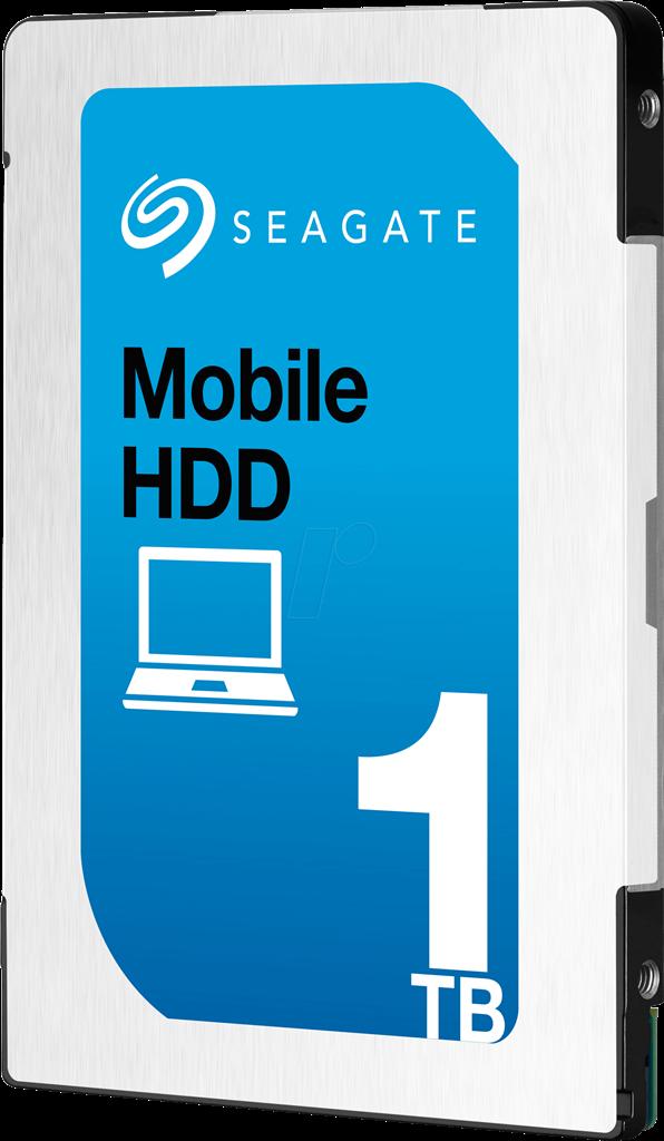Seagate Mobile HDD 2.5'' 1TB SATA3 5400RPM 128MB cache