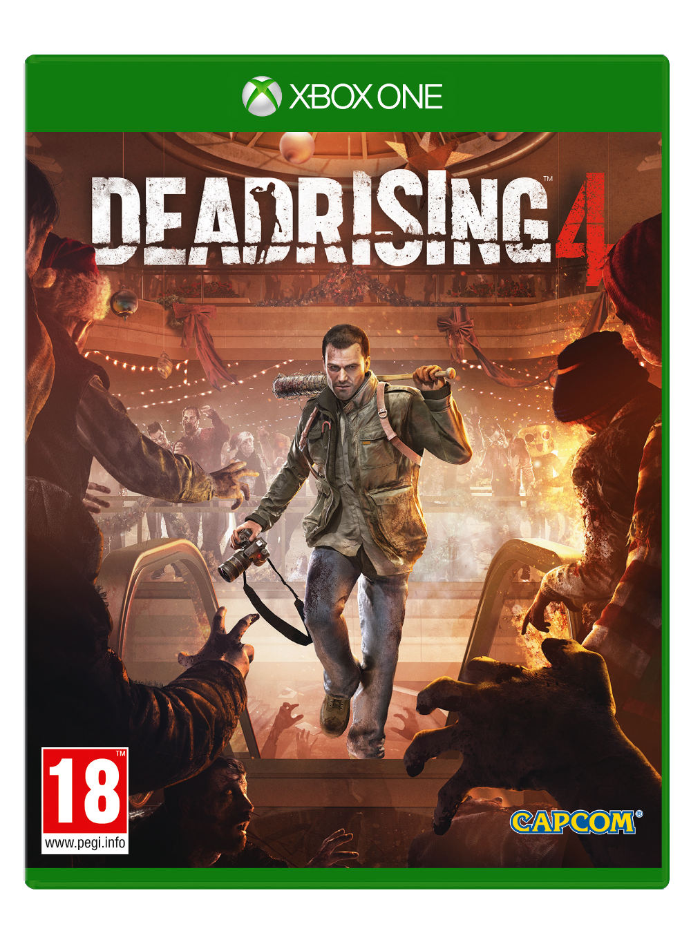 XBOX ONE - Dead Rising 4