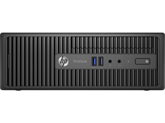 HP ProDesk 400 SFF i7-6700 4GB 128SSD DVDRW Win10 / Win 7 Pro 64 ENG