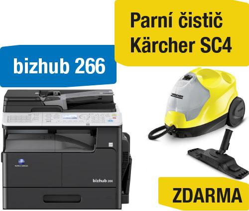 Konica Minolta Bizhub 266 (A3, 26ppm, Duplex, LAN/USB, GDI)