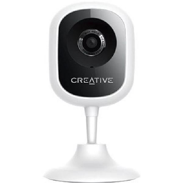 Creative LIVE! CAM IP SmartHD Wi-Fi monitorovací kamera - bílá