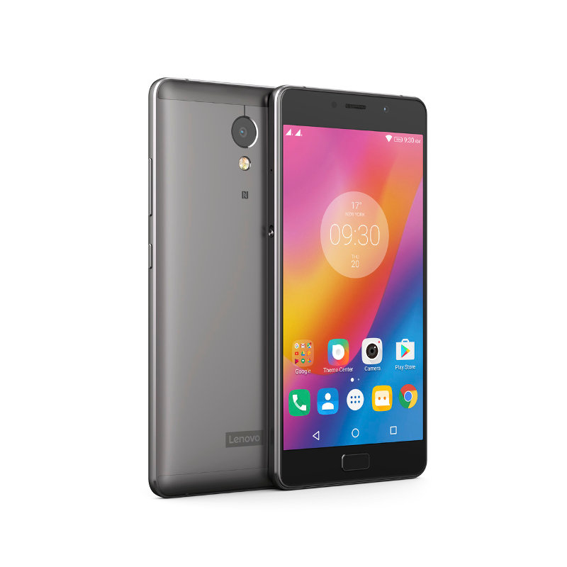 "Lenovo Smartphone P2 Dual SIM/5,5"" AMOLED/1920x1080/Octa-Core/2,0GHz/4GB/32GB/13Mpx/LTE/Android 6.1/Grey"