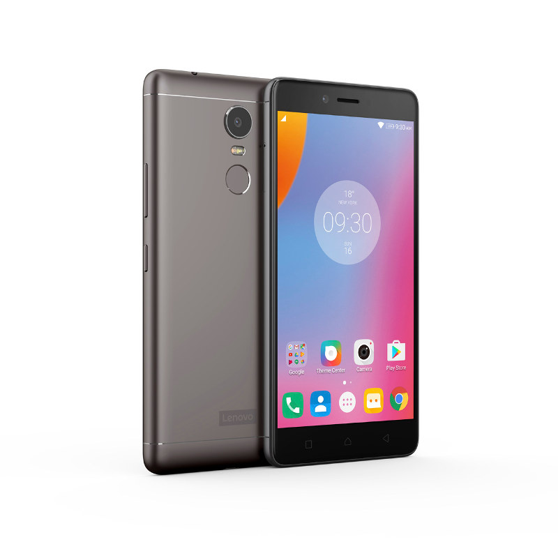 "Lenovo Smartphone K6 Note Dual SIM/5,5"" IPS/1920x1080/Octa-Core/1,4GHz/3GB/32GB/16Mpx/LTE/Android 6/Grey"