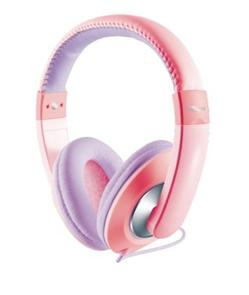 Trust Sonin Kids Headphone - pink/purple