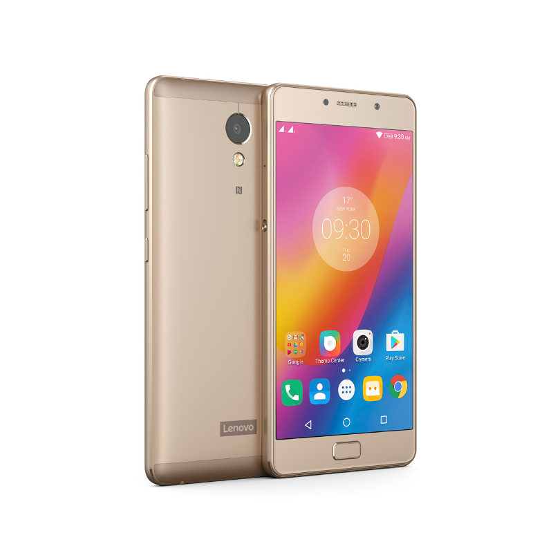 "Lenovo Smartphone P2 Dual SIM/5,5"" AMOLED/1920x1080/Octa-Core/2,0GHz/4GB/32GB/13Mpx/LTE/Android 6.1/Gold"