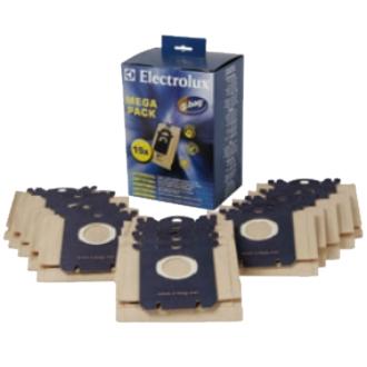Filtr Electrolux E200 M (Classic s-bag) 15 ks do vysav. Clario, Excellio,Oxygen, Ultra Silencer, Oxy3