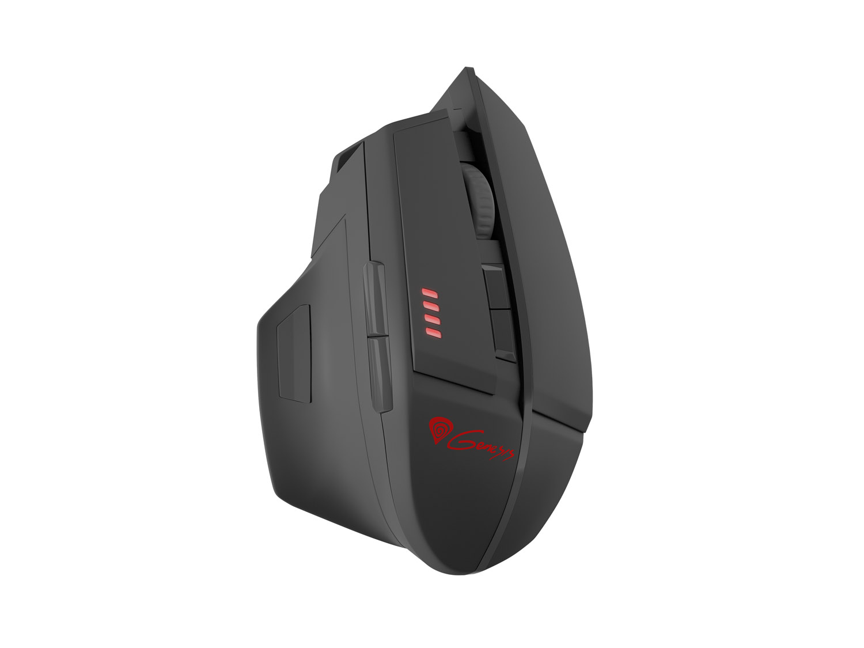 Gaming optical mouse Natec Genesis GX58, USB, 4000 DPI, AVAGO sensor