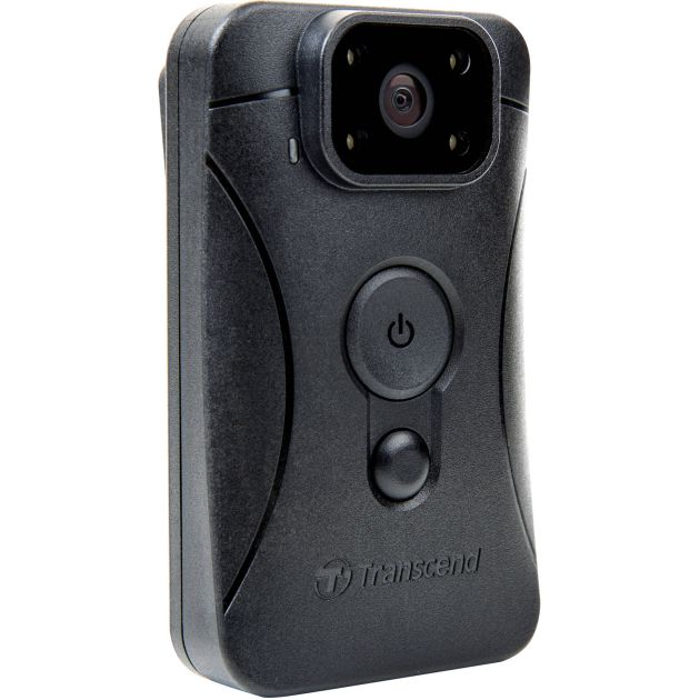 Transcend DrivePro Body 10, Body Camera, Full HD/30FPS, 32GB microSDHC