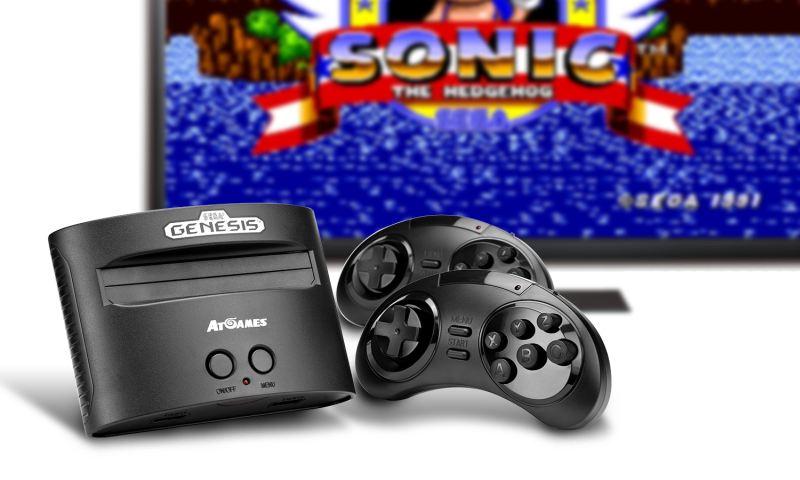 AtGames Sega Genesis Classic Game Console SE42