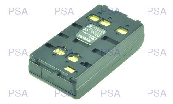 DURACELL Baterie - baterie do videokamery Sony, 6 V, 2100 mAh, 4 Cells