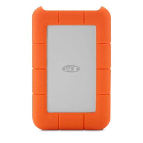 Ext. HDD LaCie Rugged RAID 4TB Thunderbolt USB 3.0
