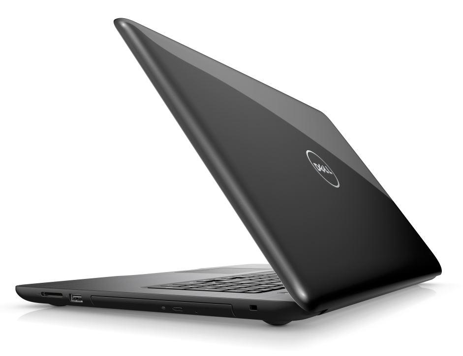 """Dell Inspiron 5767 FHD 17"""" i5-7200U/8GB/1TB/R7 M445-4G/MCR/HDMI/RJ45/DVD/W10/2RNBD/Černý"""