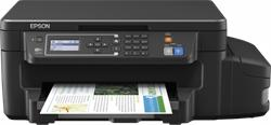 Epson L605, A4, color All-in- One, Fax, USB, LAN, WiFi, iPrint, duplex
