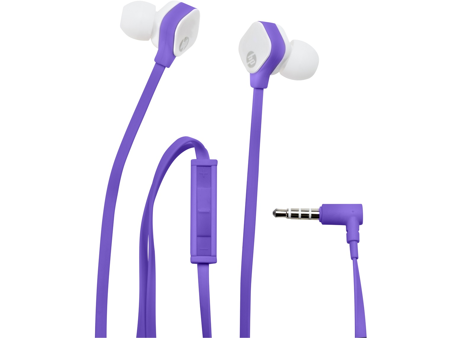 HP In-Ear Stereo Headset H2310 Intense Purple