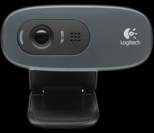 Logitech webkamera HD Webcam C270, černá