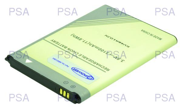 2-Power Baterie - MBI0125A for Smartphone 3,8V, 3100mAh