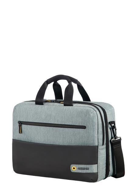 Bag boarding AT by SAMSONITE 28G09005 CD 15,6'' comp, doc, tblt, pock, blk/grey