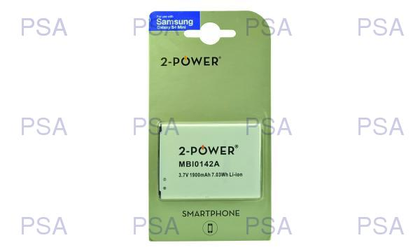 2-Power Baterie - MBI0142A for Smartphone, 3,7V, 1900mAh
