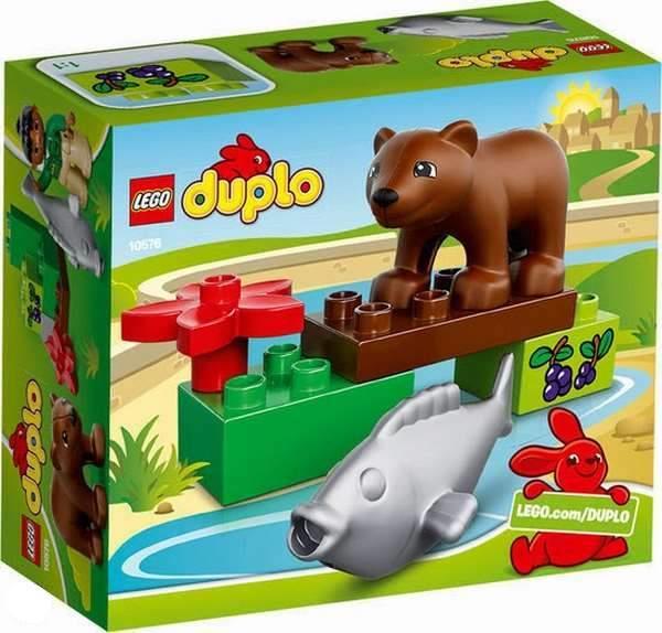 Lego Duplo Zoo Care