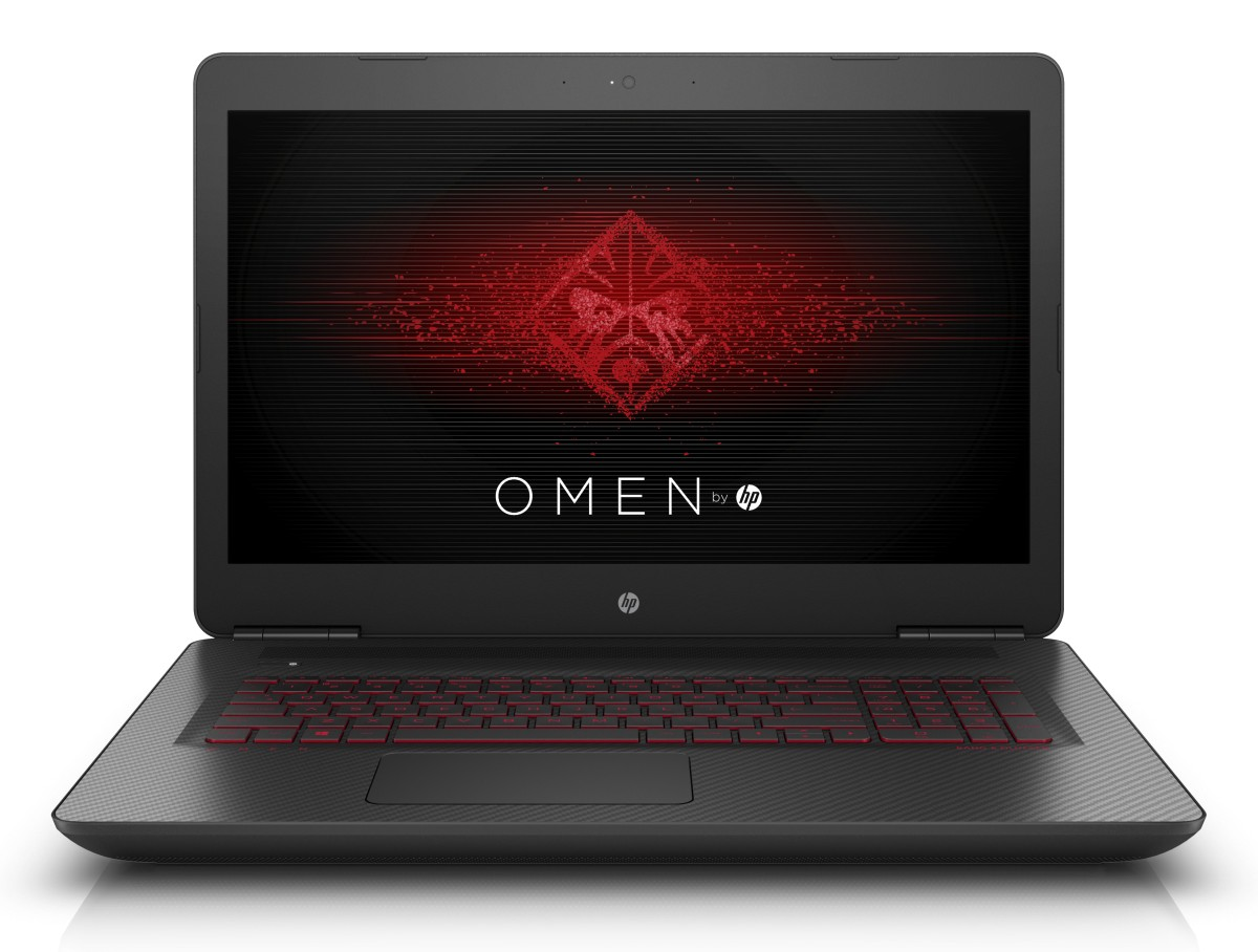 HP Omen 17-w100nc i7-6700HQ/16GB DDR4 (2x8)/1TB 7200 + 256GB PCIe/NVIDIA® GeForce® GTX 1070 8GB/17,3'' FHD IPS/Win 10