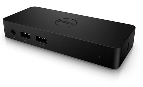 Dell dokovací stanice D1000 USB 3.0 (pro max. 2 monitory)