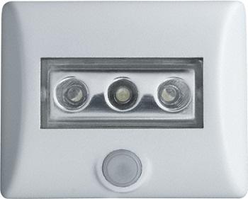 Osram automatické orientační světlo NIGHTLUX, 0,3W 4,5V 7000K, vodotěsné