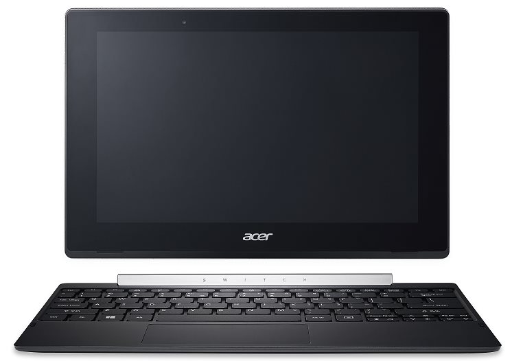 "Acer Aspire Switch V 10 HD (SW5-017-11L9) Z835/4GB/10.1"" IPS HD LCD/64GB+500GB/W10/ docking Home"