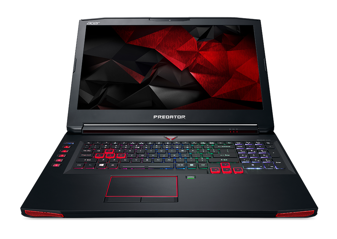 Acer Predator 17 G9 FHD IPS|i7-6700HQ|16GB DDR4|256GBNVMe+1TB|GTX1060 6GGDDR5|VR Ready|Windows 10
