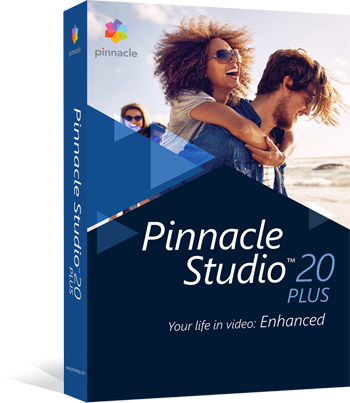 Pinnacle Studio 20 Plus CZ Upgrade