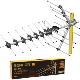 Venkovní anténa Sencor SDA-610